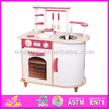 2015 new wooden kitchen toy,popular wooden kitchen,hot sale wooden kitchen toy W10C033
