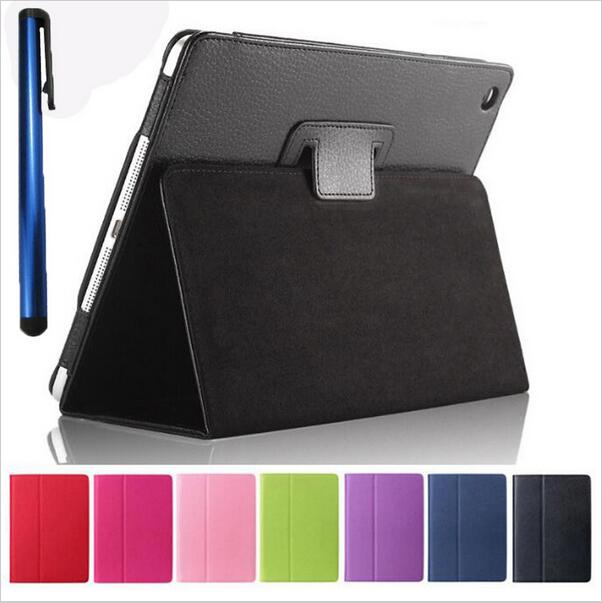 Tablet Case For iPad Air Folding PU Leather Stand Cover for apple iPad 5 Air Tablet Protective Pouch Smart Bag