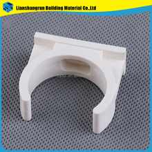 plastic pipe fitting saddle clamp rigid pvc pipe saddle clamp