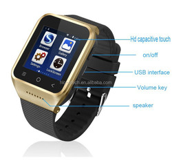 Smartwatch latest bluetooth for mobile phone android waterproof touch screen smart bracelet reloj inteligente