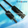 TUV approved high-current wire connector, solar pv connector mc4 for solar energy system
