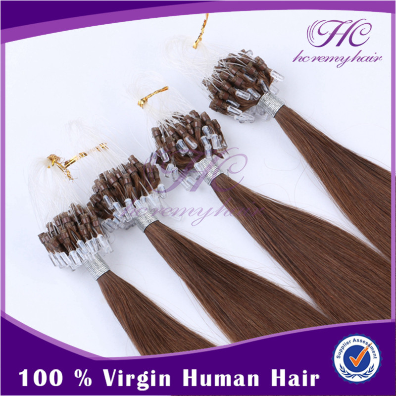 Top Quality Best Selling Original Brazilian Remy Kinky Micro Loop Hair Extension In Guangzhou