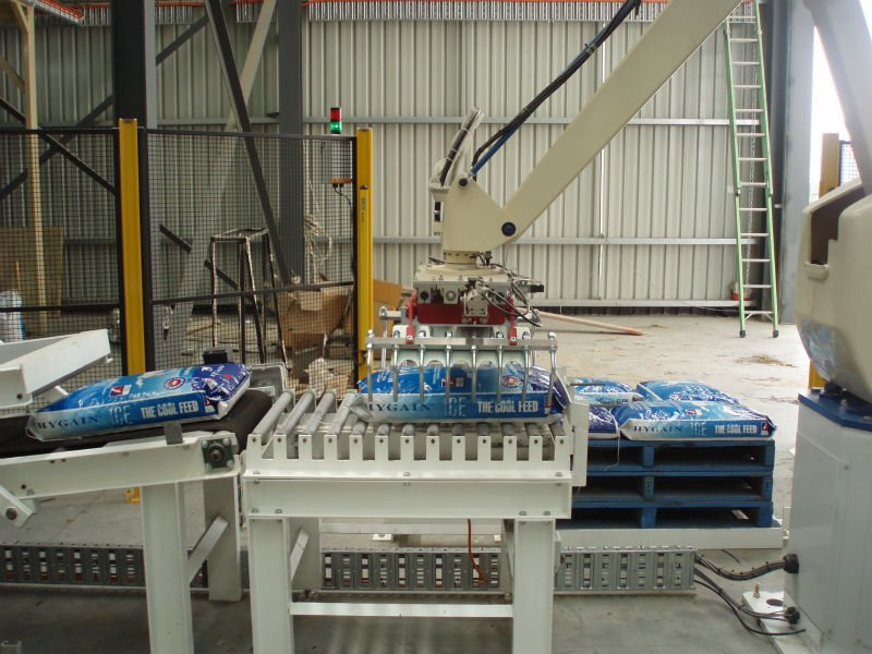 Modular designed Conveyor Systems