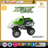 1:36 Alloy pull back car toys with light and sound