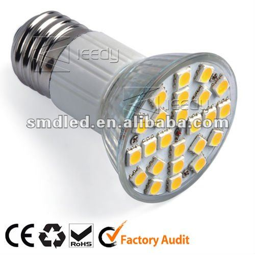 Luminous 24 SMD 5050 long arm spot light led