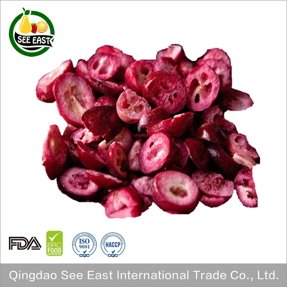 Bulk Buy from China 2016 Freeze Dried Cranberries Dried Cranberry