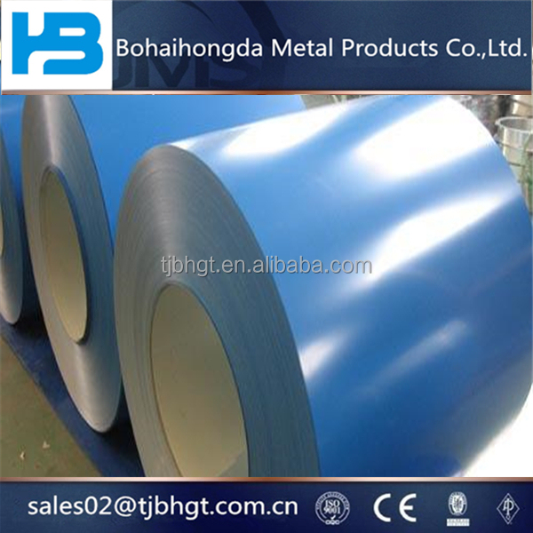 Galvanized Color Coated Steel Coil short delivery time