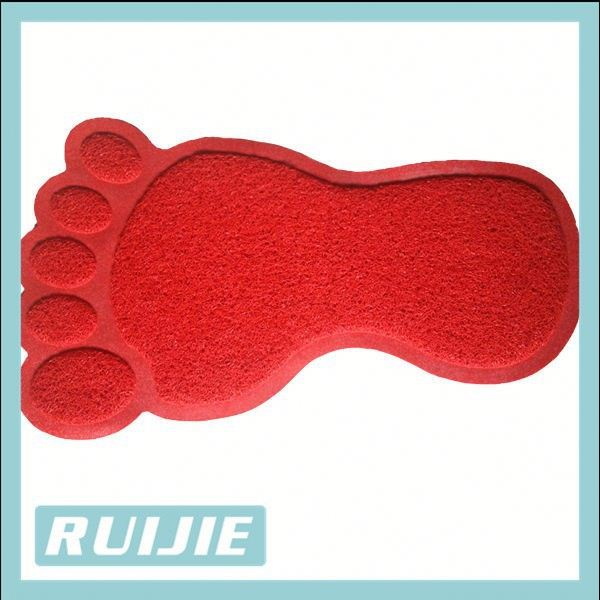 Winter Foam Backing Memory Foam Carpet For Washroom Toliet
