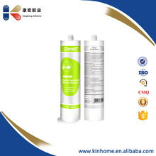 Acetoxy material aquarium silicone sealant for big glass panels