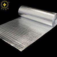 Double side radiant barrier aluminum foil