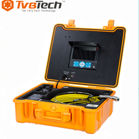 Drain Sewer Pipe Inspection Camera For