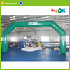 advertising outdoor inflatable welcome arch, inflatable wedding arches