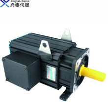 RE permanent magnet synchronous motor for plastic machine
