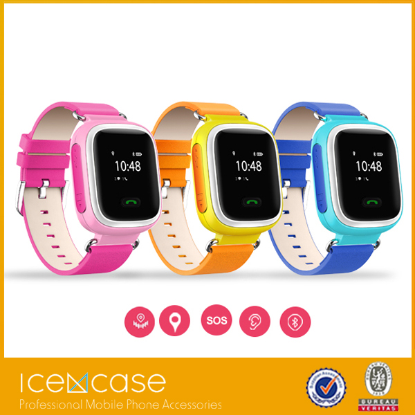 Newest hotselling waterproof GPS tracker kids cheap mini gps tracker for kids watch