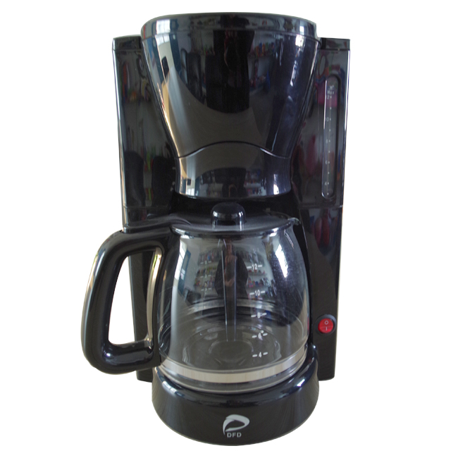 China Manufacturer High Quality Home Appliance 1.5L 12-cup Electric Automatic Coffee Maker Capsule Coffee Machine Wholesale