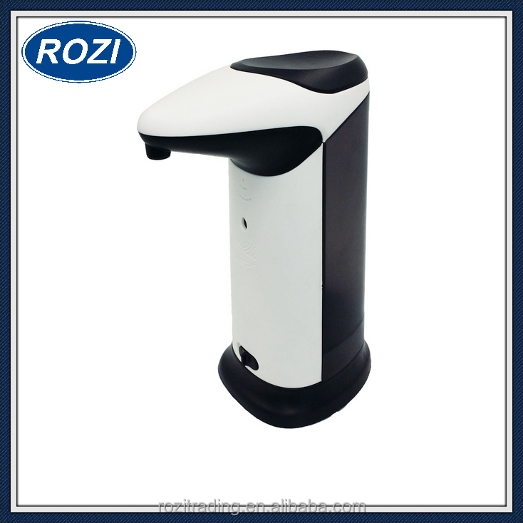 Automatic Soap Dispenser With Innovative No-Drip Design