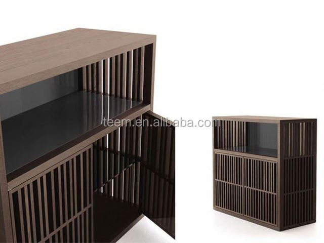 modern excellent design wooden high kitchen sideboard luxury sideboard