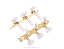 2 Gilding Acoustic Classical left hand guitar body Tuning Pegs Keys Machine Heads Tuner