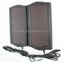 25w 100w flexible amorphous silicon solar panel