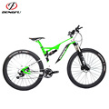 Dengfu New Tech EPS made 29er mountain bike, rear suspension bicycle frame M06