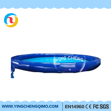 2017 summer hot round inflatable swimming pool swimming games for kids mini container swimming pool inflatable
