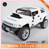 2013 newest Iphone/Ipad/Android/wifi remote control car with camera HY0069043