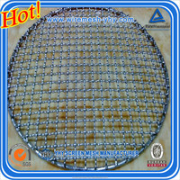 galvanized barbecue grill wire mesh