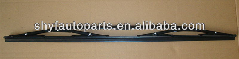 Stainless Steel Strong 650MM Rail Vehicle Wiper Blades Refills
