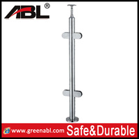 ABL Durable hot sale wpc outdoor handrail