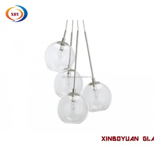 glass ball hanging lamp shade globe light covers chandelier
