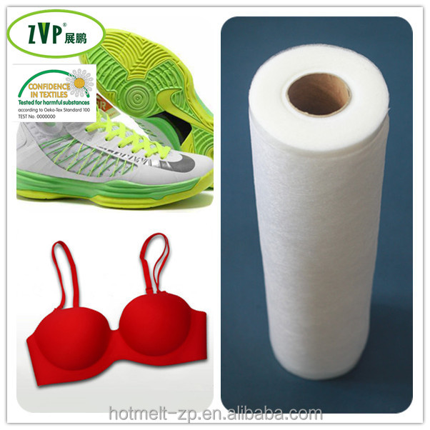 TPU hot melt adhesive film for seamless bra underwear