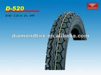 2014 Guangzhou Motorcycle tire 2.25-14