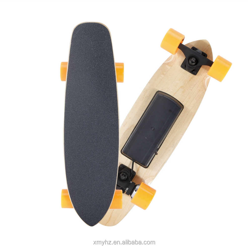 maple deck electric skateboard for sale(YHZ-SYL-01)