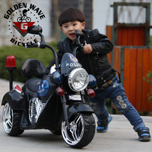 Harley Kids ride on car licensed battery motorcycle small rechargble battery operated cars
