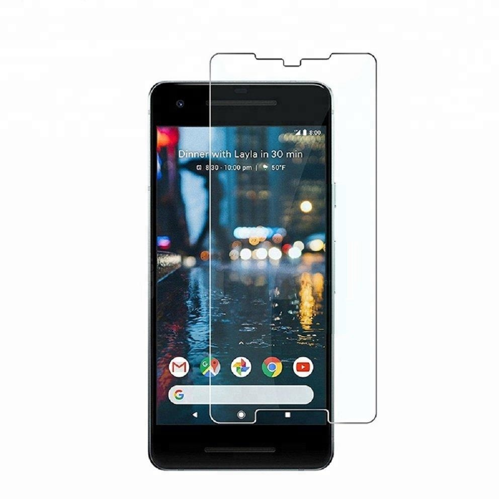 Maxshine For Google Pixel 2 xl Screen Protector 2018 0.3mm 2.5D 9H Clear Tempered Glass For Google Pixel 2 xl