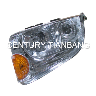JAC/JMC/FOTON Light Truck Spare Parts, Head Lamp Used For JAC 1040