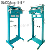 2016 clothes packaging machine cheap price with after sale service
