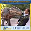 Cetnology Hot Sale Realistic Flexible Silicone Rubber Dinosaur Costume for Adults