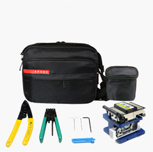 Ftth Fiber Optic Toolkit Tools Bag FTTH FC-6S Fiber cleaver