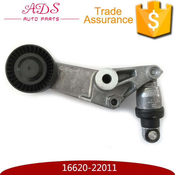 1ZZ/COROLLA FAN BELT TENSIONER FOR TOYOTA CARS OEM:16620-22011