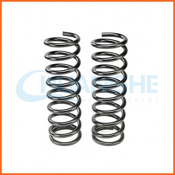 High quality metal flat spiral coil spring made in China