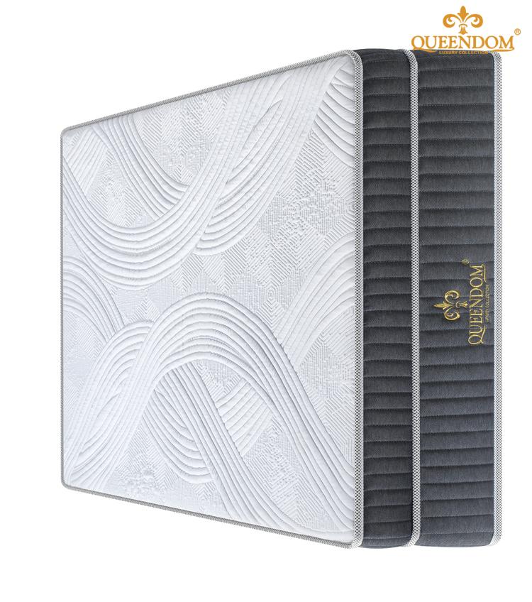 1 PC White cotton pad cheap queen Mattress - Jozy Mattress | Jozy.net