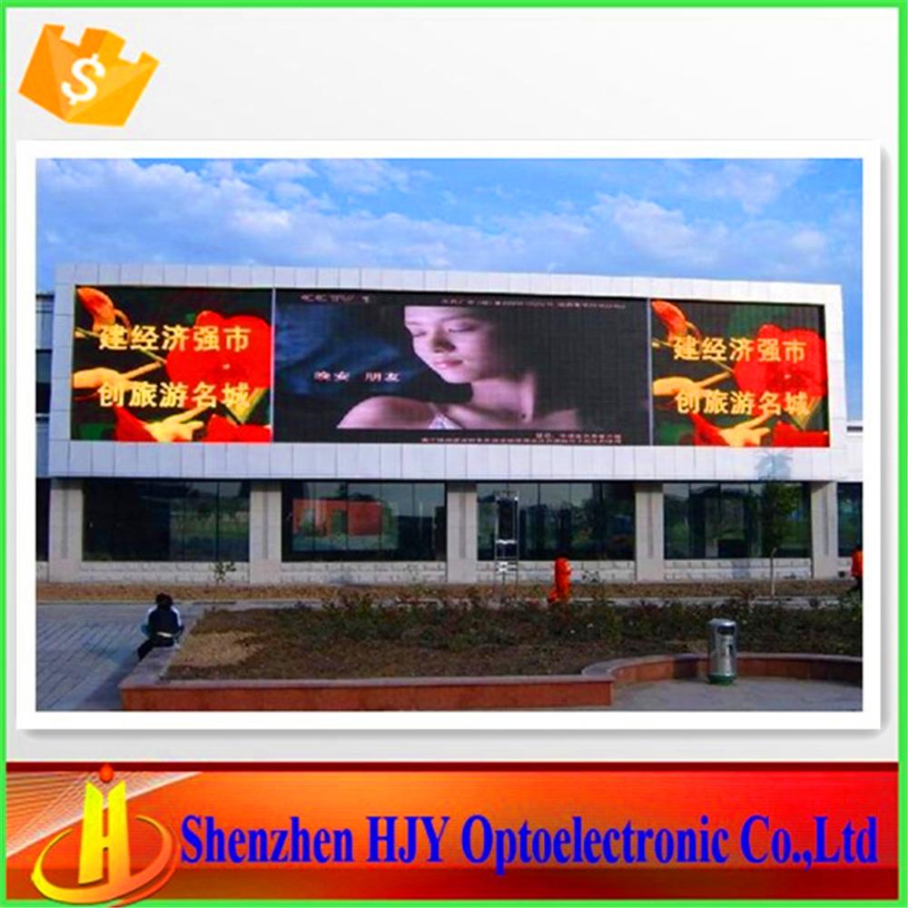 Good quality p10 second hand led display screen