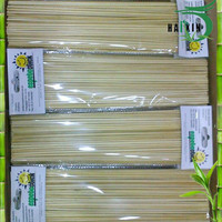 Factory Round Bamboo Stick Bamboo Skewer