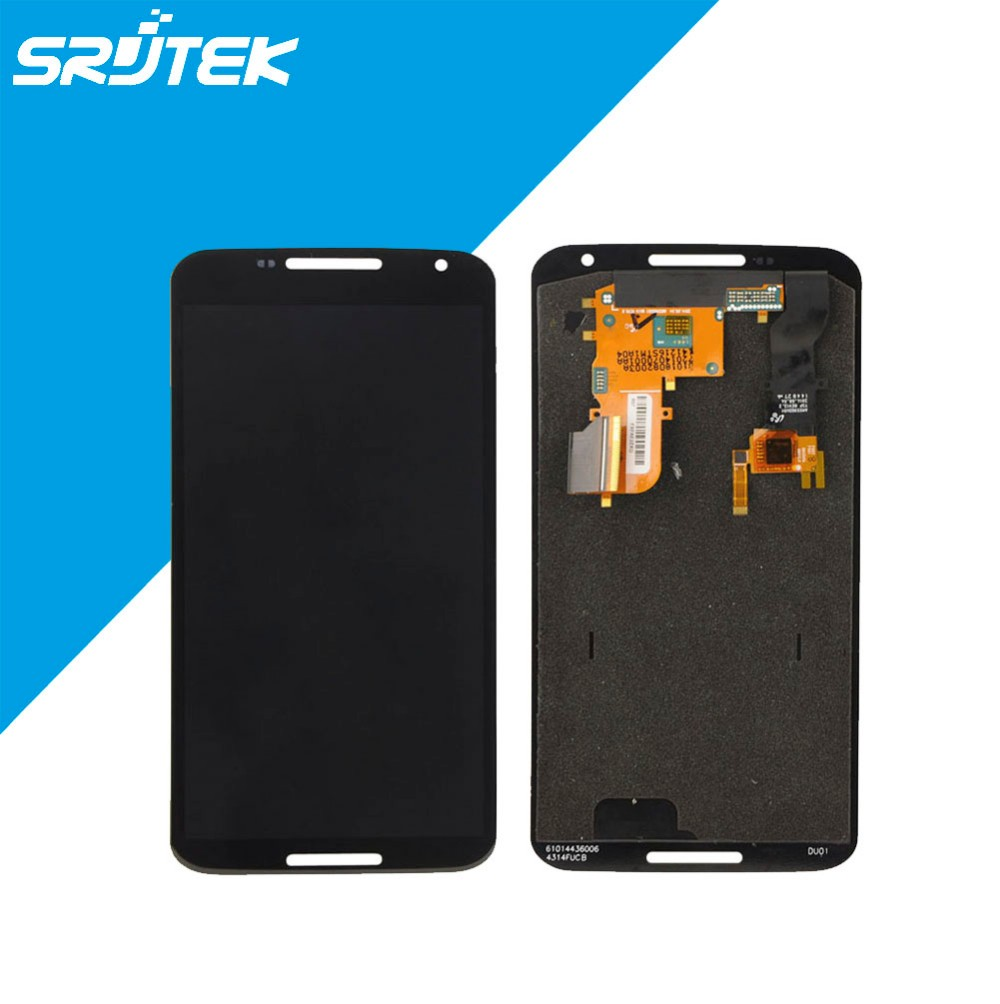 For Motorola Google Nexus 6 XT1100 XT1103 LCD Display With Touch Screen Digitizer Assembly