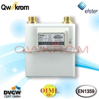 residential diaphragm gas meter G4