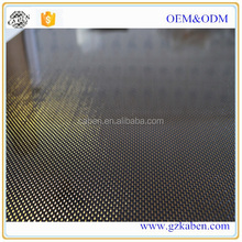 Carbon fiber sheet Soft Carbon Fiber Leather Sheet Used For Making Wallet Coated TPU materials and epoxy sheet