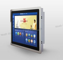 21.5 Inch Intel Core I7 quad core 8G 1T 250 ssd Multi-Touch All in One Panel PC