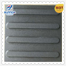 blind track ceramic floor tiles for street brick tiles, outdoor blind tactile sidewalk blind paving stone tiles