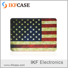 Best Selling Cheap Price National Flag Laptop Bags and Case For Macbook